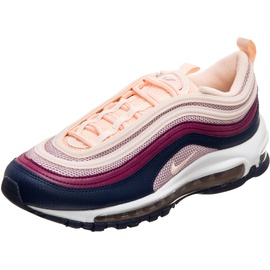 Nike Wmns Air Max 97 rose-navy/ white, 36.5