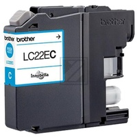 Brother LC-22EC cyan