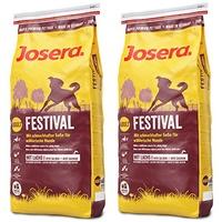 Josera Festival 2 x 15 kg