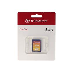 Transcend Transcend SD Karte 2GB die sichere Speicherkarte i Speicherkarte