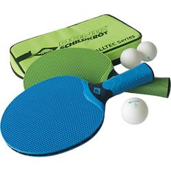"Outdoor-Tischtennisset ""Alltec Hobby"" grün"