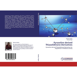 Pyrazoline derived Thiazolidinone Derivatives als Buch von Naveen Kadian/ Prerna Pujari