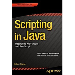 Scripting in Java. Kishori Sharan  - Buch