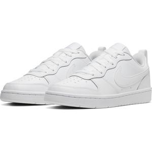 Nike Court Borough Low 2 Sneaker Kinder white/white 36