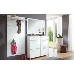 Voss Möbel Dielenkombination Santina in weiß
