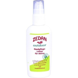 ZEDAN outdoor Lotion Multiwirkung für Aktive 100 ml