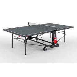 "Sponeta Outdoor-Tischtennisplatte ""S 4-70 e"" (S4 Line), wetterfest,grau,"