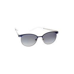 MORE&MORE Retrosonnenbrille 54757-00420 blau