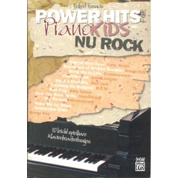 Power Hits for Piano Kids - Nu Rock