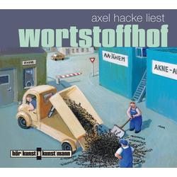 Wortstoffhof als Hörbuch CD von Axel Hacke