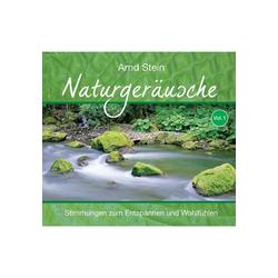 CD Naturgeräusche Vol. 1 von Dr. Arnd Stein