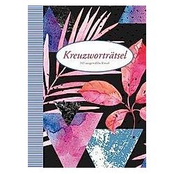 Kreuzworträtsel - Buch