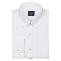 Lavard Weißes Herrenhemd Lavard Gold 93145