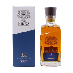 Nikka 12 YO Whisky 0,7L (43% Vol.)
