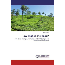 How High is the Road? als Buch von Kalyan Das