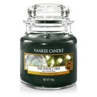 Yankee Candle The Perfect Tree kleine Kerze 104 g