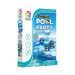 Smart Games Spiel, Pinguin Pool Party