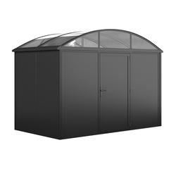 "KGT Gerätehaus ""Elbe"",anthrazit,6,8 m²"