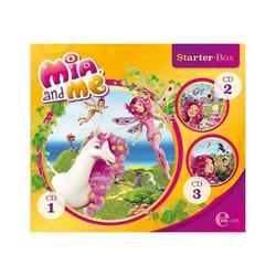 Edel Hörspiel CD Mia and Me- Die Hörspiele zum Buch -
