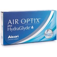 Alcon Air Optix plus HydraGlyde
