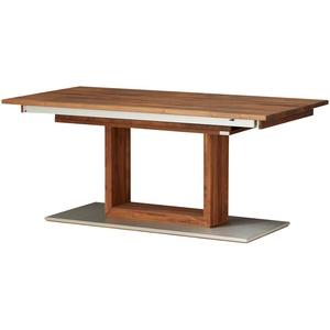 Wohnwert Esstisch  Der Säulentisch ¦ holzfarben ¦ Maße (cm): B: 90 H: 77 » Möbel Kraft