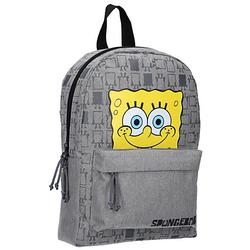 Freizeitrucksack SpongeBob grau/gelb