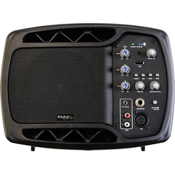 Ibiza Sound MS5-150 Aktiver Bühnenmonitor 13cm 5 Zoll 25W 1St.