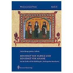 Benedikt von Nursia und Benedikt von Aniane - Buch