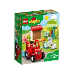 LEGO Duplo Spiel, LEGO® DUPLO® 10950 Traktor und Tierpflege