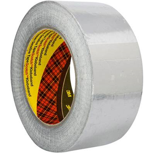 3M 143650 Aluminium-Klebeband Silber (L x B) 50 m x 50 mm 1 Rolle(n) (143650)