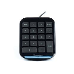 Targus Numeric Keypad black/grey numerische Zehnertastatur schwarz