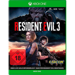 Xbox One Resident Evil 3 Xbox One