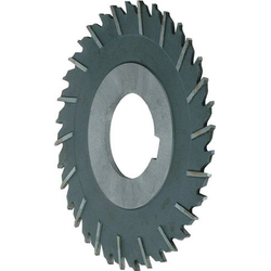 Metallkreisfräser Typ H D.63mm B.2,5mm HSS-Co Kreuz Z.28