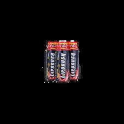 All Stars - LIPORUSH - 24 Flaschen zu 250ml (inkl. 0,25€ Pfand pro Fl.) (Geschmack: Pfirsich-Eistee)