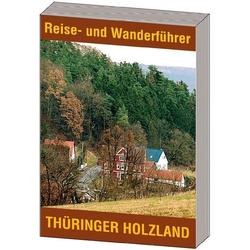 Thüringer Holzland als Buch von