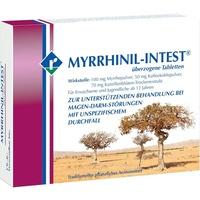 Repha GmbH Biologische Arzneimittel MYRRHINIL INTEST überzogene Tabletten
