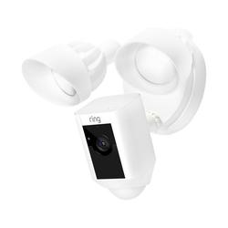 Ring Floodlight Cam Sicherheitskamera m. Flutlicht Überwachungskamera