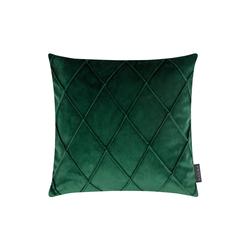 Magma Kissenhülle Nobless in grün, 40 x 40 cm