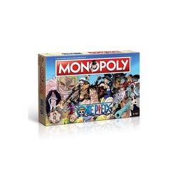 Winning Moves Spiel, Brettspiel Monopoly One Piece