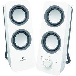 Logitech Z200 2.0 PC-Lautsprecher Kabelgebunden 10W Weiß