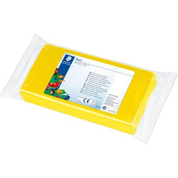 STAEDTLER Knete Noris Club Plastilin 8421 gelb 1,0 kg