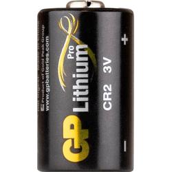 GP Batteries CR2 Lithium Batterie, (3 V, 10 St)