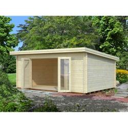 Palmako Lea 19,4 m² Gartenhaus