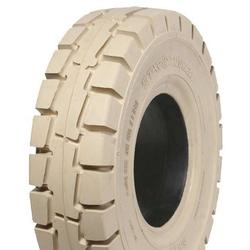 Reifen für Gabelstapler 5.00-8 STARCO Tusker Nonmark Grey 120A5 Solid