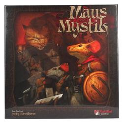 Plaid Hat Games Spiel, Plaid Hat Games Maus und Mystik kooperatives Brett