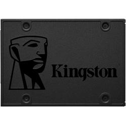 Kingston Kingston SSD A400 Solid-State-Drive (2.5 Zoll, SATA 3) SSD-Festplatte (240GB) 240GB