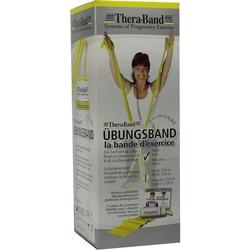Thera-Band 2.50m gelb-dünn