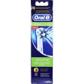 Oral B CrossAction Aufsteckbürste 3er