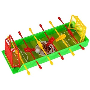 Aoyo Lustige Basketball-Desktop Ejection Contest Mini Fußball Eishockey Golf Schießen Spiel Finger Spielzeug Assembled (Color : 2, Size : 7.5 * 15 * 20.5cm)