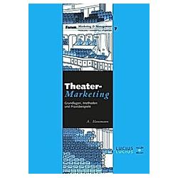 Theater-Marketing. Andrea Hausmann  - Buch